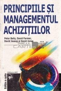 Principiile si managementul achizitiilor
