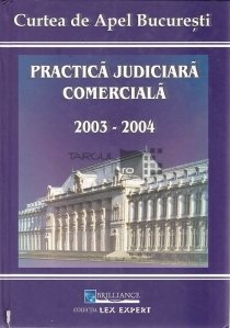 Practica Judiciara Comerciala 2003-2004