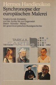 Synchronopse der europaischen Malerei / Sincronizarea picturii europene