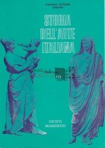 Storia Dell' Arte Italiana / Istoria artei italiene. De la Antichitatea clasica la Romanica