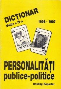 Personalitati publice-politice