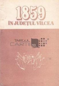 Contributia judetului Vilcea la Unirea Principatelor
