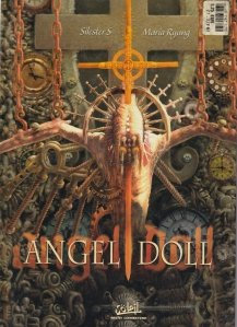Angel doll / Papusa inger