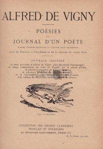 Poesies et un journal d'un poete / Poezii. Jurnalul unui poet