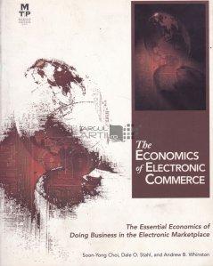 The Economics of electronic commerce / Economia comertului electronic