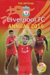 Liverpool FC Anual 2016