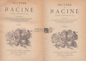 Oeuvres de Racine / Lucrari de Racine