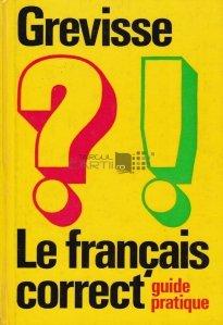 Le francais correct / Franceza corecta