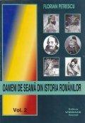 Oameni de seama din istoria romanilor