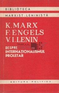 Despre internationalismul proletar