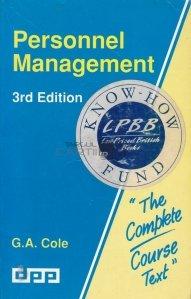 Personnel management / Managementul personalului; Textul cursului complet