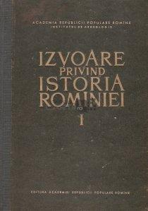 Izvoare privind istoria Rominiei