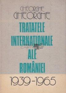 Tratatele internationale ale Romaniei