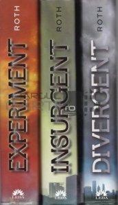Divergent. Insurgent. Experiment.