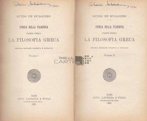 Storia della filosofia / Istoria filozofiei