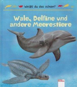 Wale, Delfine und andere Meerestiere / Balene, delfini si alte animale marine