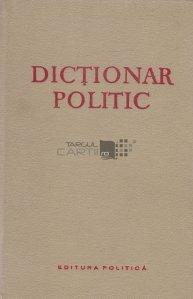 Dictionar politic