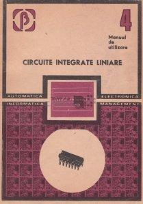 Circuite integrate liniare.Manual de utilizare