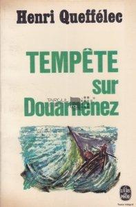 Tempete sur Douarnenez / Furtuna pe Douarnenez