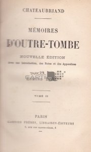 Memoires d'outre-tombe / Memorii dincolo de mormant