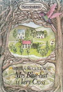 Mrs. Blue-hat is Very Cross / Doamna Palarie-albastra este foarte suparata
