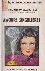 Amours singulieres / Iubiri siguratice