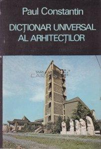 Dictionar universal al arhitectilor