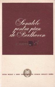 Sonatele pentru pian de Beethoven