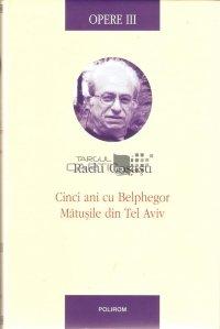 Cinci ani cu Belphegor. Matusile din Tel Aviv