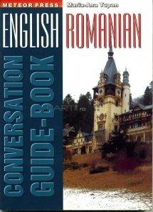English Romanian conversation guide - book / Ghid de conversatie englez - roman