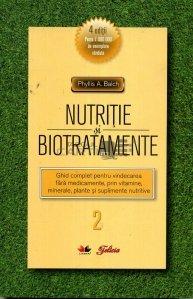 Nutritie si biotratamente
