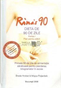 Rina's 90 - dieta de 90 de zile