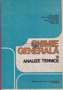 Chimie generala si analize tehnice