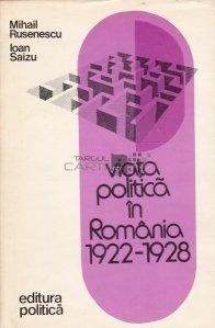 Viata politica in Romania