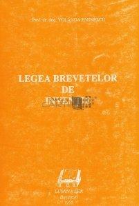 Legea brevetelor de inventie