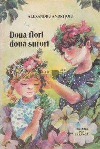 Doua flori, doua surori