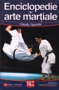 Enciclopedie de arte martiale