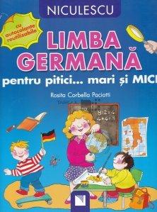 Limba germana pentru pitici....mari si mici