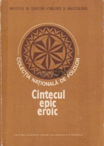 Cintecul epic eroic