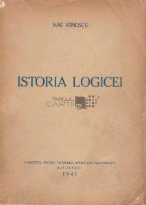 Istoria logicei