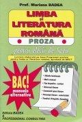 Limba si literatura romana pentru elevii de liceu