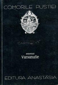 Invataturile Staretului Varsanufie catre monahi, precedare de invataturile aceluiasi catre Nicon