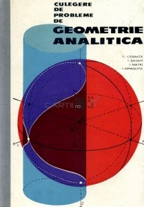 Culegere de probleme de geometrie analitica
