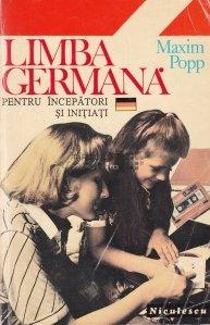 Limba germana pentru incepatori si initiati