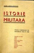 Istorie militara