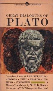 Great Dialogues of Plato / Marile dialoguri ale lui Platon