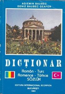 Dictionar roman-turc/ romence-turkce