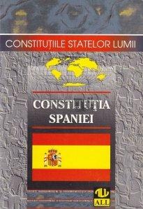 Constitutia Spaniei