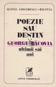 Poezie sau destin