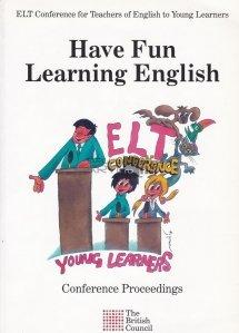 Have Fun Learning English / Invata engleza distrandu-te